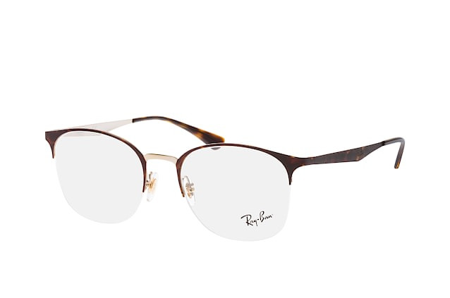 Ray-Ban Clubmaster RX6422-3001(49)