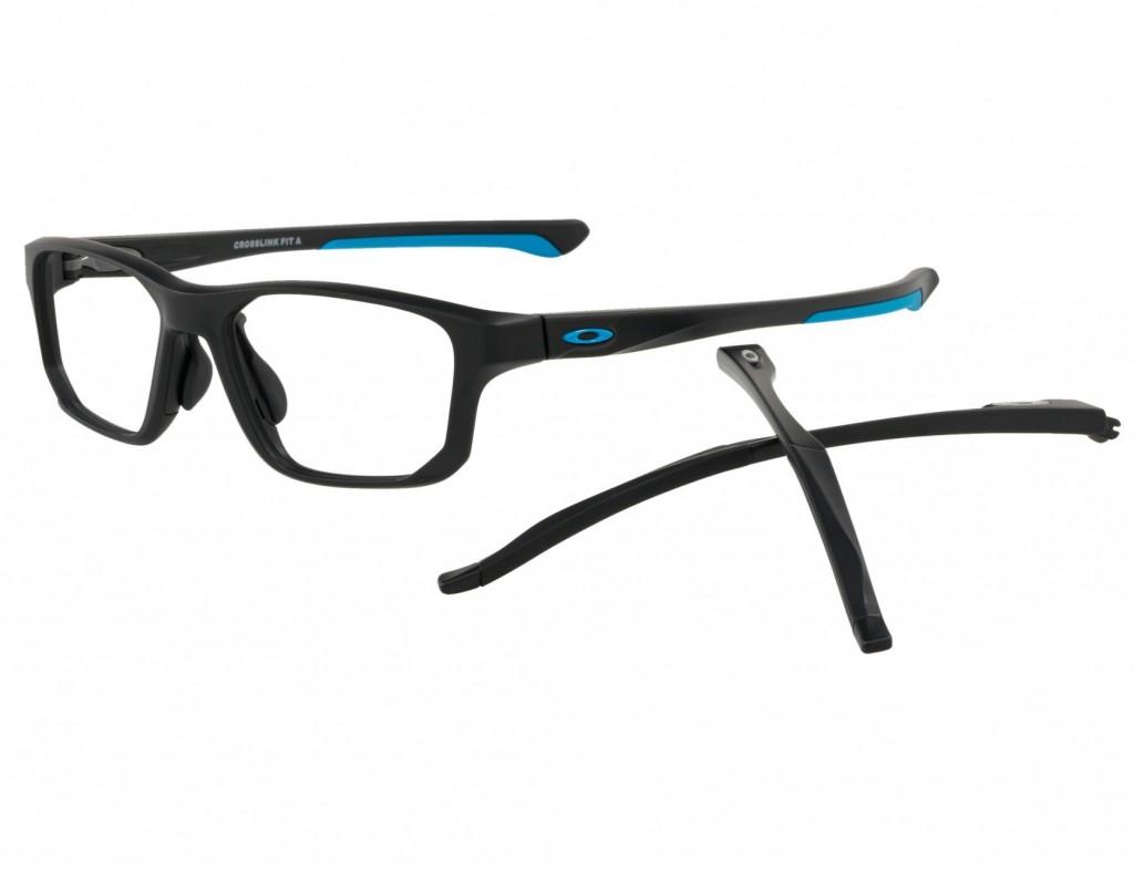 Oakley Crosslink Fit (Asia Fit) Ox8142-01(56)