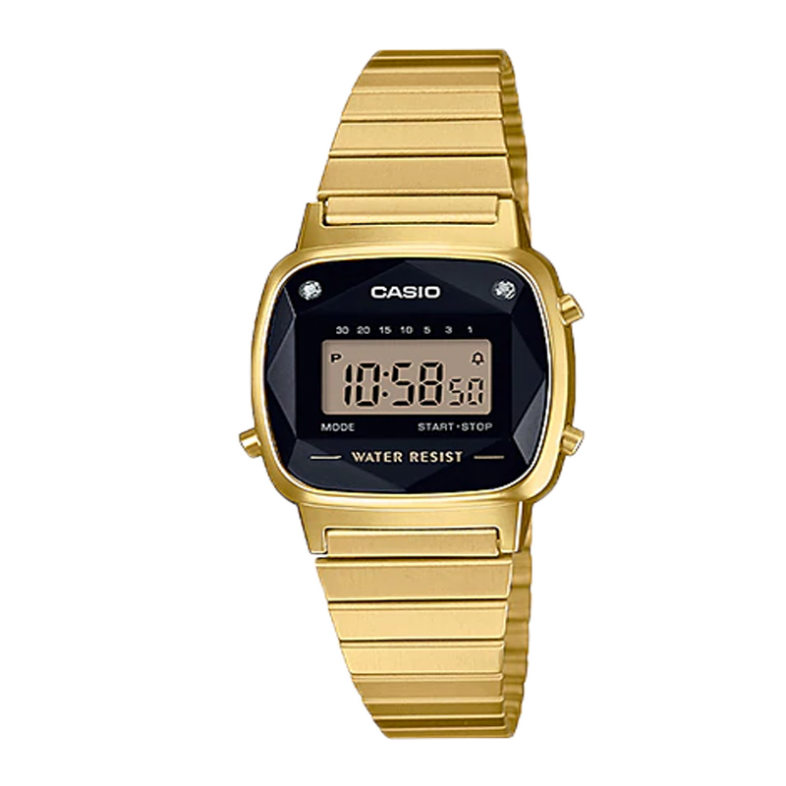 Đồng hồ Casio LA670WGAD-1DF,la670wgad1df,Casio