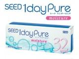 Lens Seed 1day không màu hộp
