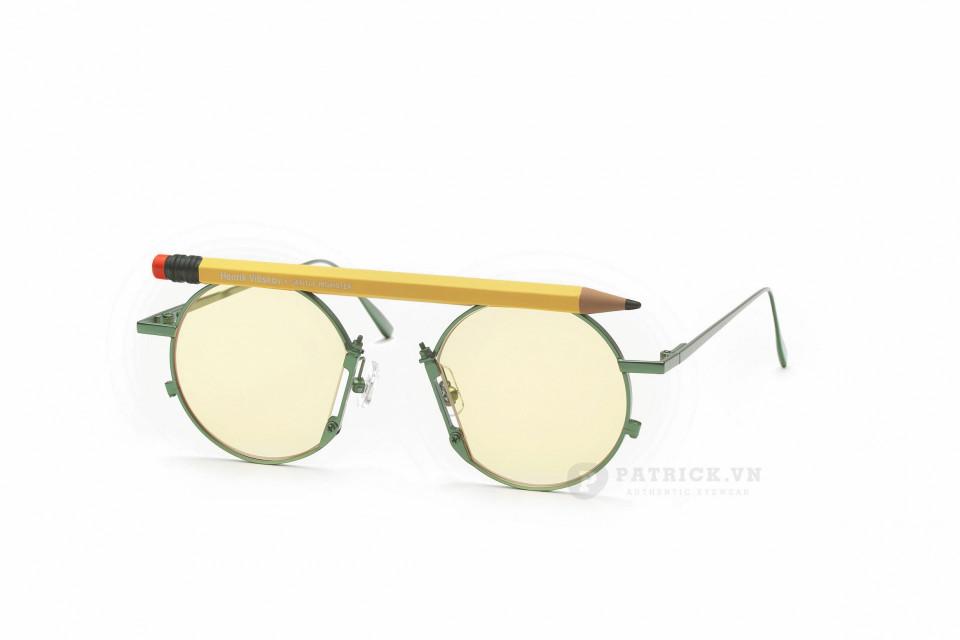 Gentle Monster Henrik Vibskov Pencil Glasses Yellowpen